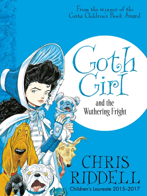 Cover of Goth Girl and the Wuthering Fright
