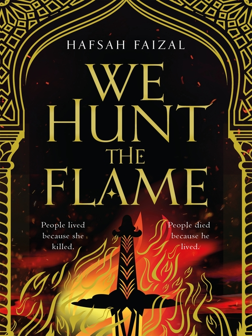 Title details for We Hunt the Flame by Hafsah Faizal - Wait list