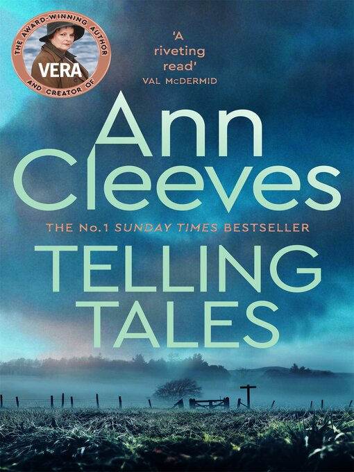 Title details for Telling Tales by Ann Cleeves - Wait list