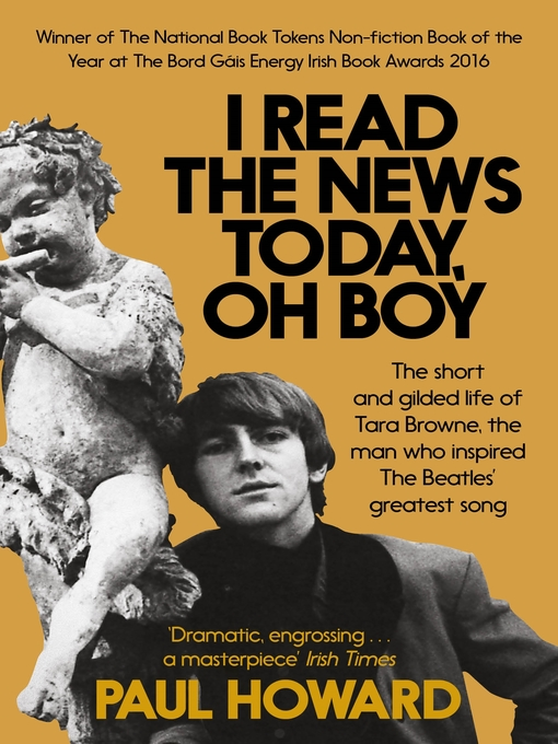 Title details for I Read the News Today, Oh Boy by Paul Howard - Wait list