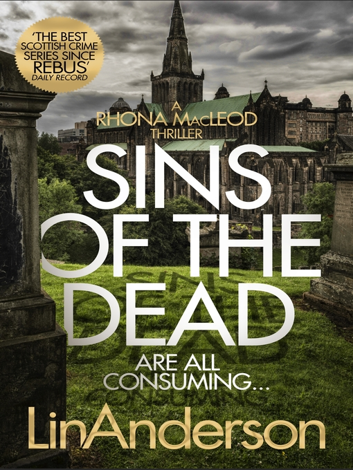 Title details for Sins of the Dead by Lin Anderson - Wait list
