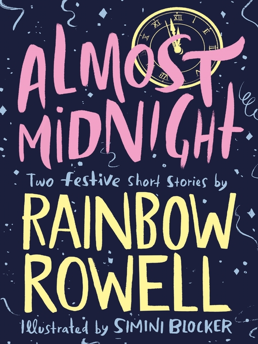 Almost Midnight Two Festive Short Stories