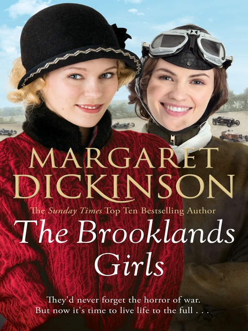 Title details for The Brooklands Girls by Margaret Dickinson - Available