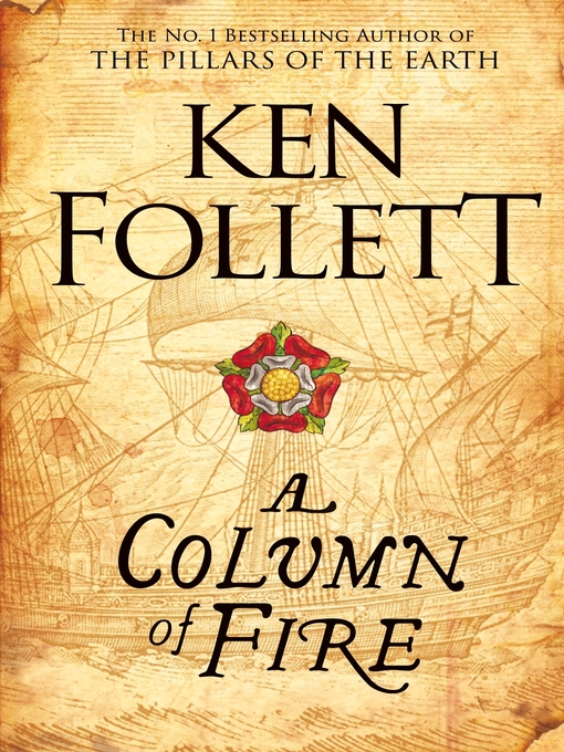 Cover of A Column of Fire