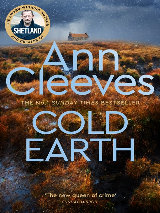 Title details for Cold Earth by Ann Cleeves - Wait list