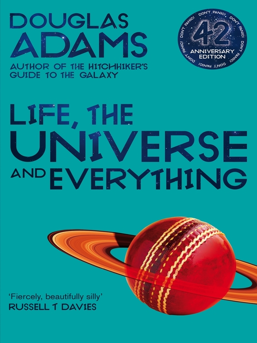 Title details for Life, the Universe and Everything by Douglas Adams - Available
