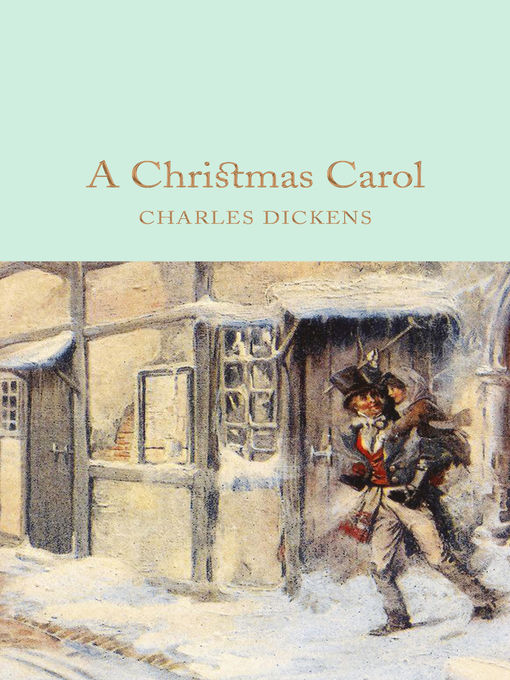 "an analysis of metaphors in a christmas carol by charles dickens English language arts, grade 7: christmas carol 169 unit: christmas carol anchor text a christmas carol (or   ""charles dickens: six things he gave the."