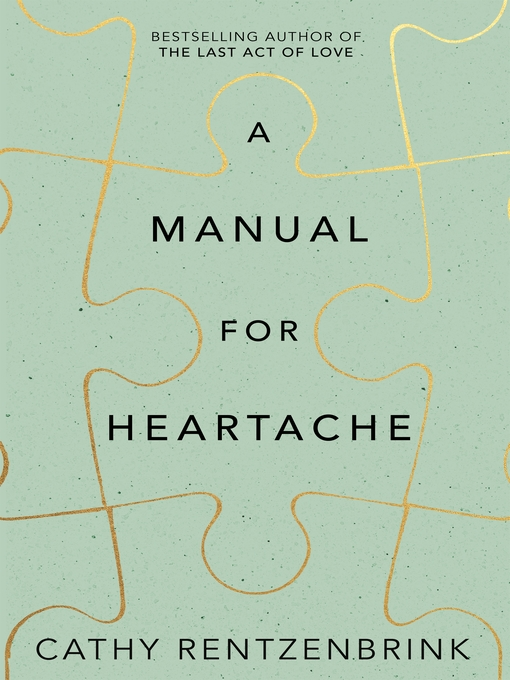 Title details for A Manual for Heartache by Cathy Rentzenbrink - Wait list