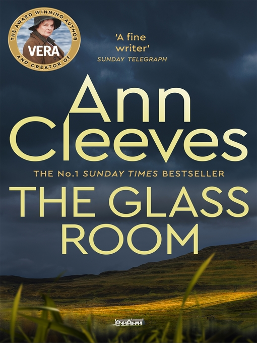 Title details for The Glass Room by Ann Cleeves - Wait list