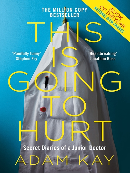 Title details for This is Going to Hurt by Adam Kay - Wait list