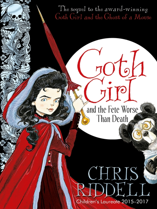 Cover of Goth Girl and the Fete Worse Than Death