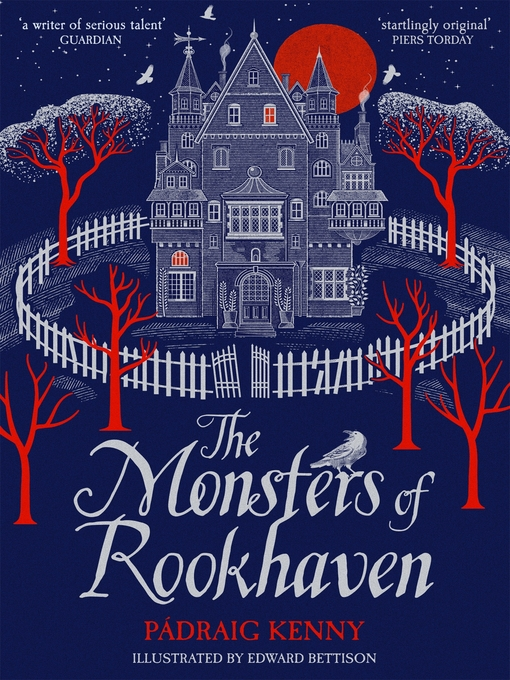 Title details for The Monsters of Rookhaven by Pádraig Kenny - Available