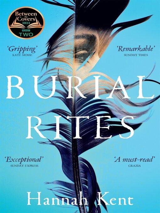 Upplýsingar um Burial Rites eftir Hannah Kent - Biðlisti