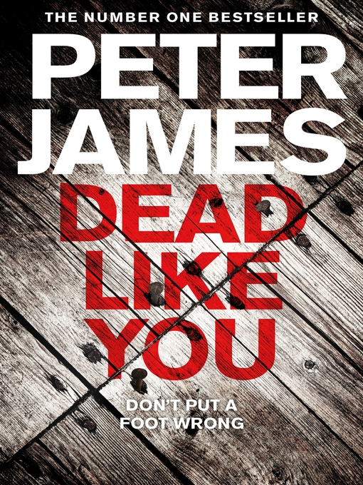 Title details for Dead Like You by Peter James - Wait list