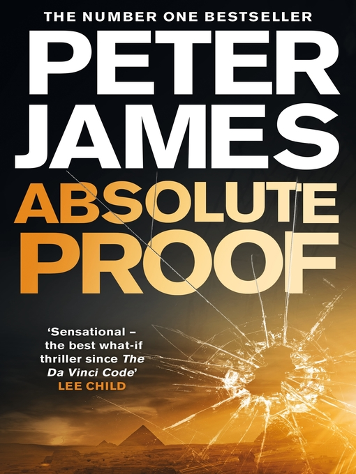 Title details for Absolute Proof by Peter James - Available