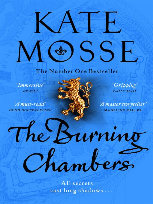 Title details for The Burning Chambers by Kate Mosse - Available