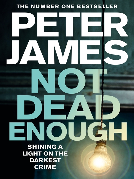 Title details for Not Dead Enough by Peter James - Wait list