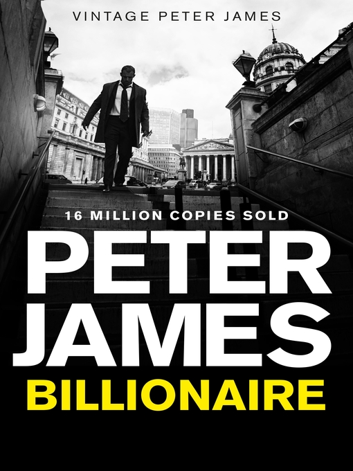 Title details for Billionaire by Peter James - Available