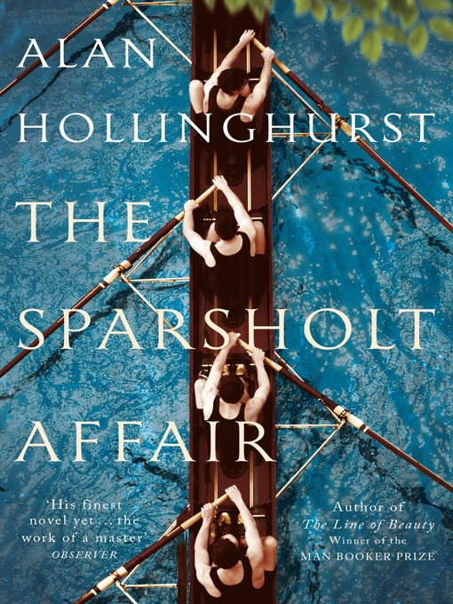 Title details for The Sparsholt Affair by Alan Hollinghurst - Wait list