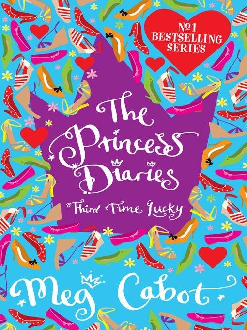 The Princess Diaries by Meg Cabot OverDrive Rakuten