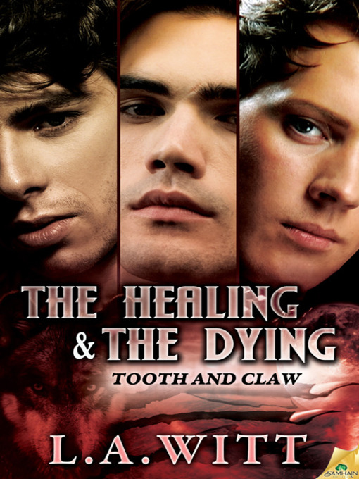 Cover of The Healing & the Dying