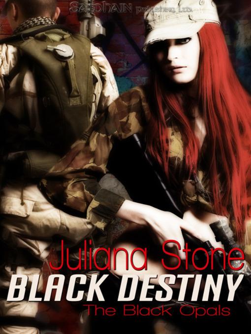Cover image for Black Destiny
