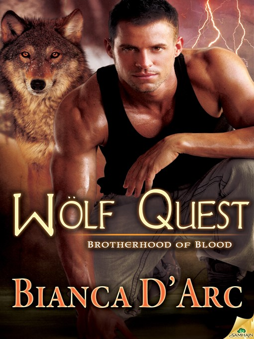 Title details for Wolf Quest by Bianca D'Arc - Available