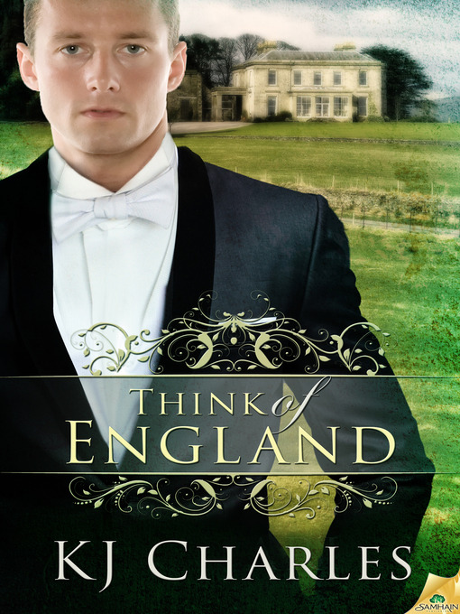 Title details for Think of England by KJ Charles - Wait list
