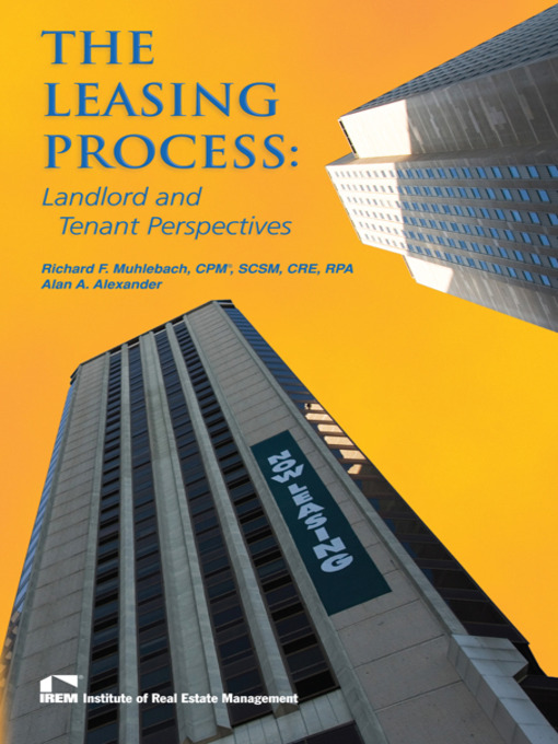Title details for The Leasing Process by Richard Muhlebach - Available