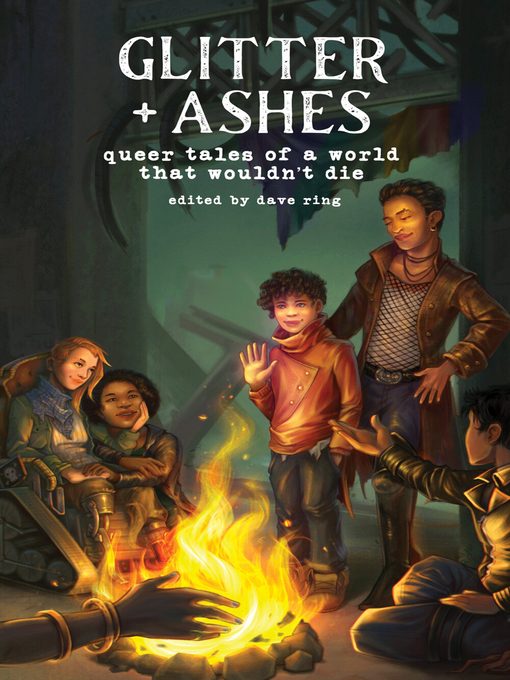 Title details for Glitter + Ashes by Dave Ring - Available