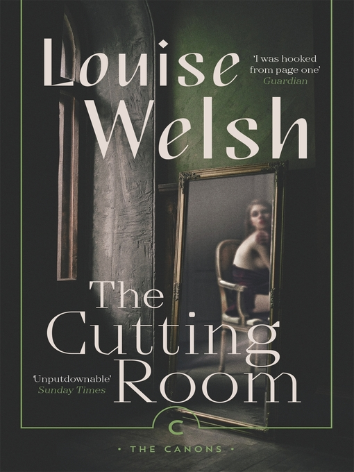 Title details for The Cutting Room by Louise Welsh - Wait list