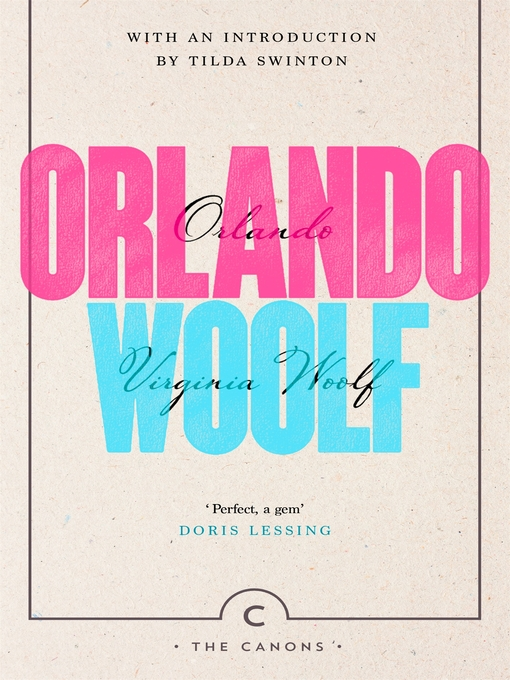 Title details for Orlando by Virginia Woolf - Available