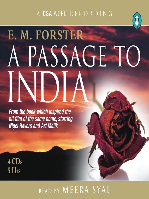 Title details for A Passage to India by E. M. Foster - Wait list