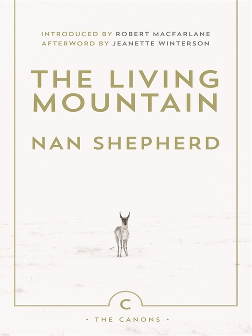 Title details for The Living Mountain by Nan Shepherd - Available