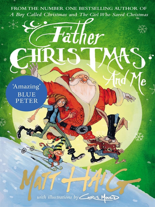 Title details for Father Christmas and Me by Matt Haig - Available