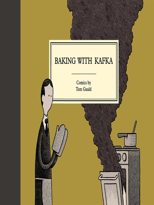 Title details for Baking with Kafka by Tom Gauld - Wait list