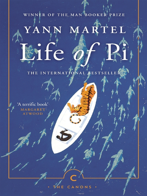 Title details for Life of Pi by Yann Martel - Available