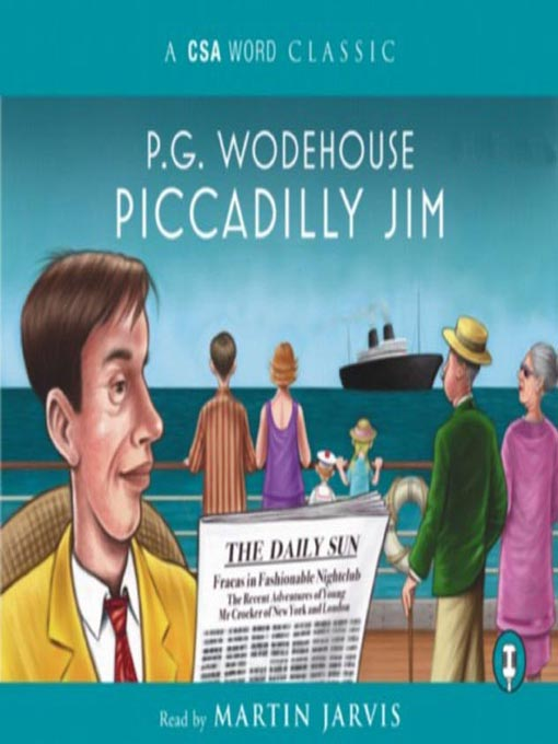piccadilly jim by p g wodehouse