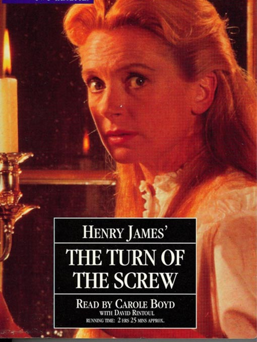 the corruption of innocence in turn of the screw by henry james Taking the henry james psychological  coming to doubt the innocence of the children under her  version of the henry james novel, 'turn of the screw.