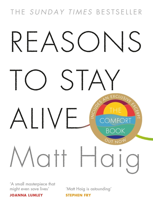 Title details for Reasons to Stay Alive by Matt Haig - Wait list