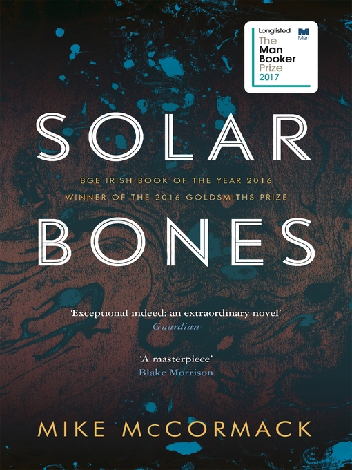 Title details for Solar Bones by Mike McCormack - Wait list