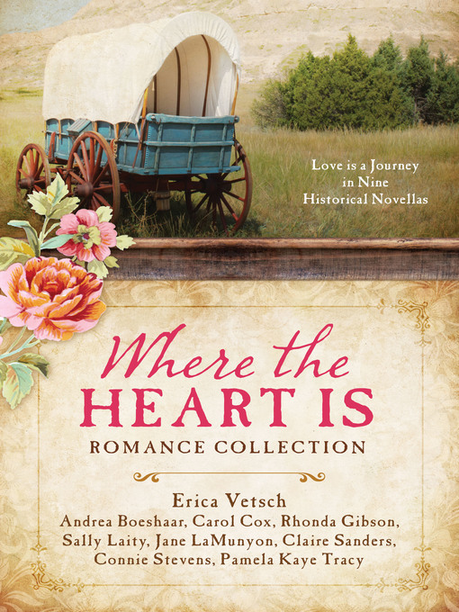 Title details for Where the Heart Is Romance Collection by Andrea Boeshaar - Wait list