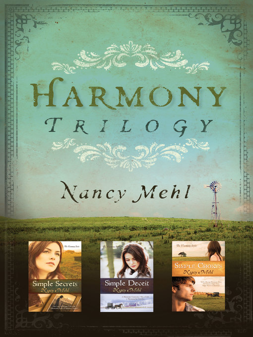 Title details for Harmony Trilogy by Nancy Mehl - Available