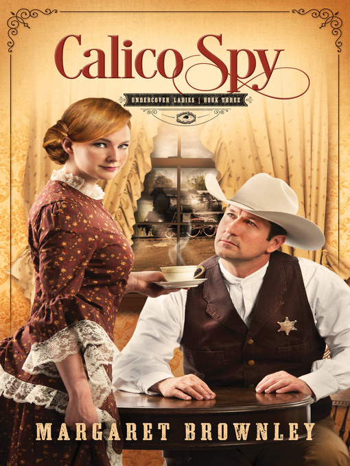 Title details for Calico Spy by Margaret Brownley - Wait list