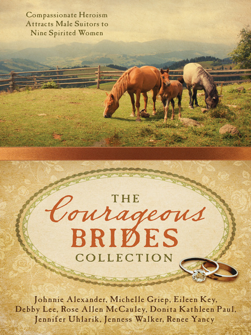 Title details for The Courageous Brides Collection by Johnnie Alexander - Available