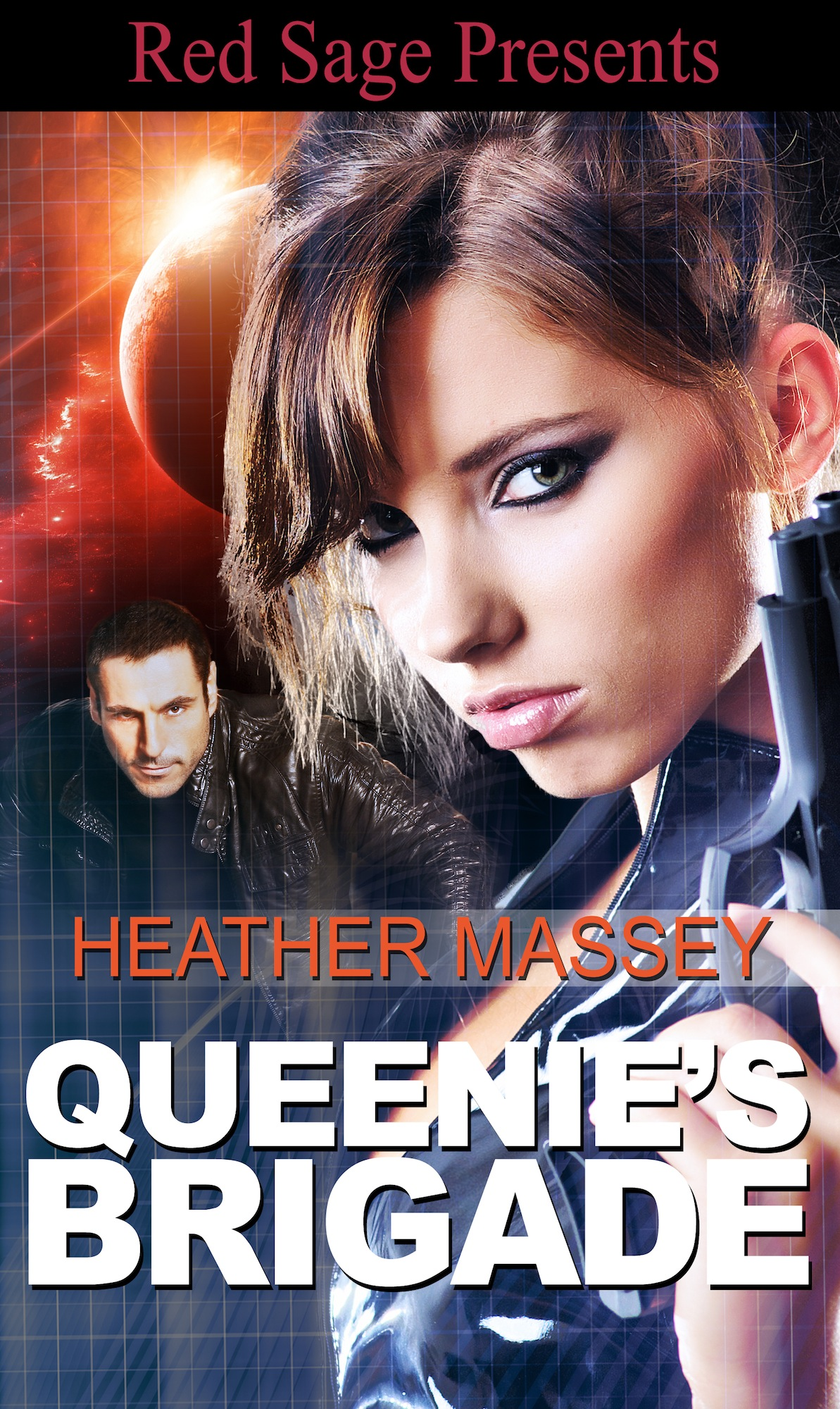 Title details for Queenie's Brigade by Heather Massey - Wait list