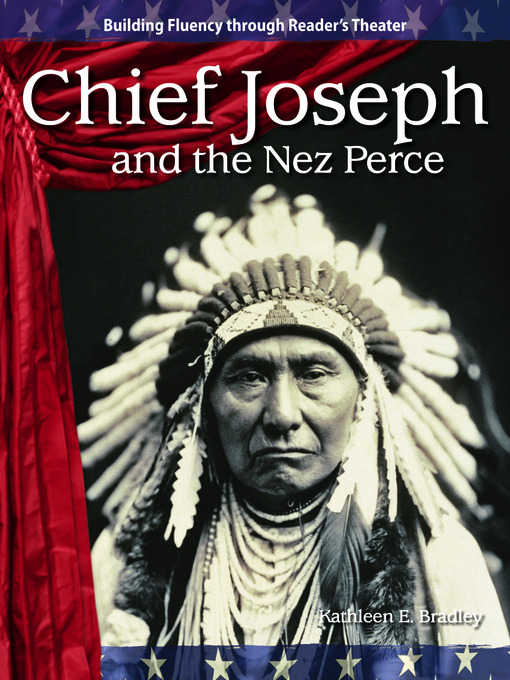 Cover of Chief Joseph and the Nez Perce