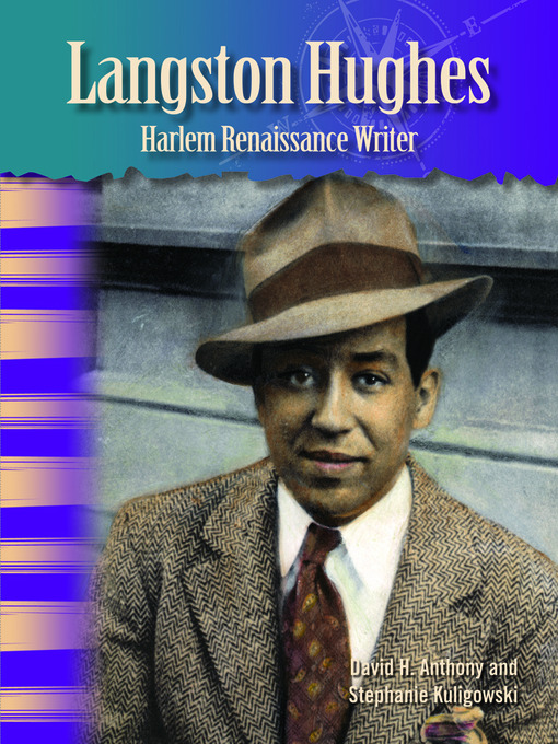 Title details for Langston Hughes by David Anthony - Available