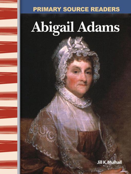 book report on abigail adams