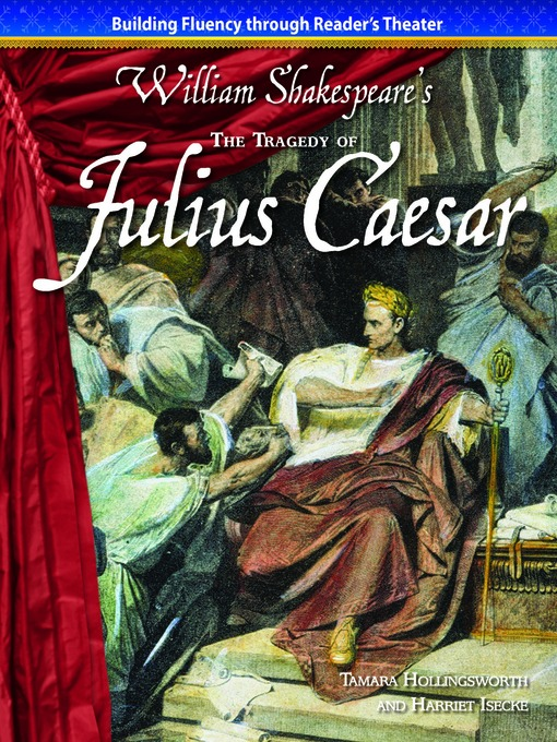 an analysis of the assassination of caesar in the tragedy of julius caesar by william shakespeare In william shakespeare's tragedy julius caesar the death of julius caesar more about julius caesar´s death: analysis essay.